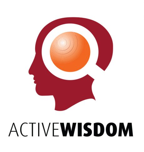 Active Wisdom logo design melbourne studio rosinger