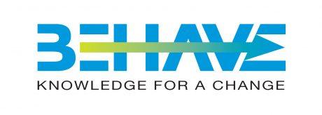 Behave logo design melbourne studio rosinger