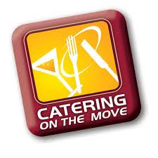 Catering on the move logo design melbourne studio rosinger