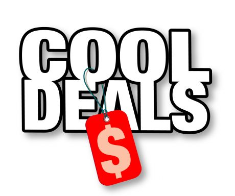 Cool Deals logo design melbourne studio rosinger