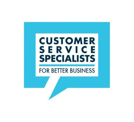 Customer Service Specialists logo design melbourne studio rosinger