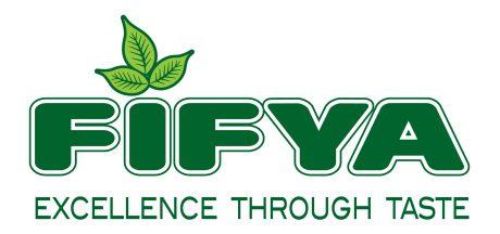 Fifya logo design melbourne studio rosinger