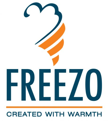 Freezo logo design melbourne studio rosinger