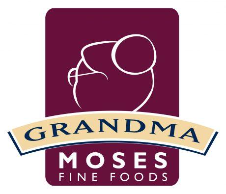 Grandma Moses logo design melbourne studio rosinger