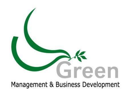Green logo design melbourne studio rosinger