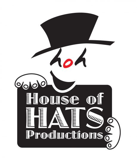 House Of Hats logo design melbourne studio rosinger