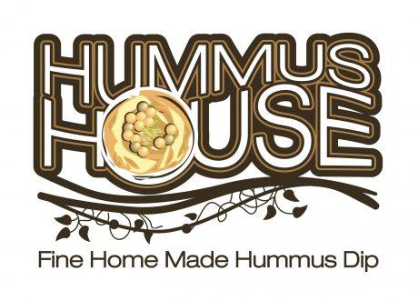 Hummus House logo design melbourne studio rosinger