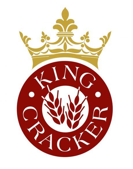 King Cracker logo design melbourne studio rosinger