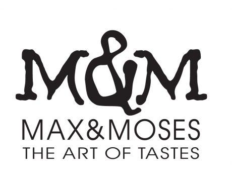 M&M logo design melbourne studio rosinger