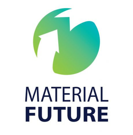 Material Future logo design melbourne studio rosinger