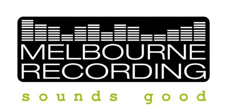 Melbourne Recording logo design melbourne studio rosinger