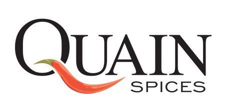Quain logo design melbourne studio rosinger