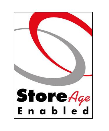StoreAge logo design melbourne studio rosinger