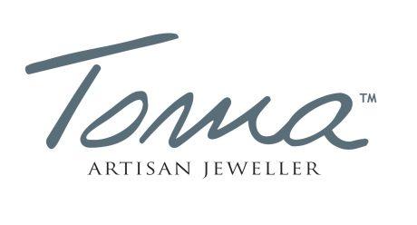 Toma logo design melbourne studio rosinger