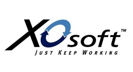 XOSoft logo design melbourne studio rosinger