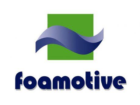Foamotive logo design melbourne studio rosinger