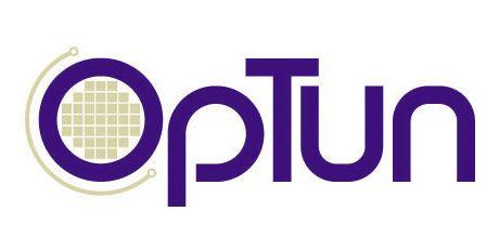 Optun logo design melbourne studio rosinger