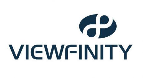Viewfinity logo design melbourne studio rosinger