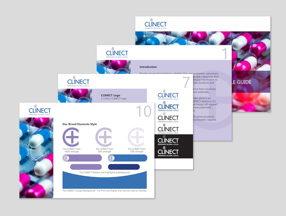 CLINECT STYLE GUIDE-1 design agecny melbourne