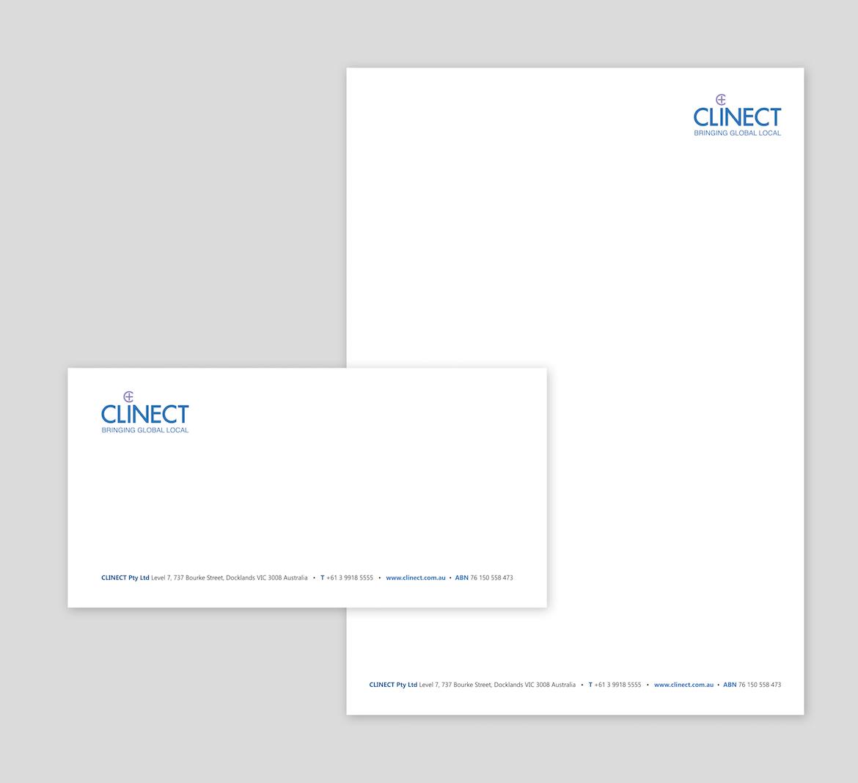 Letterhead - Letterhread + Envelope design Agecy Melbourne
