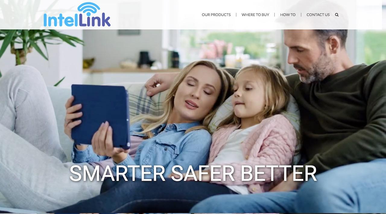 Intellink website design by studio rosinger melbourne4