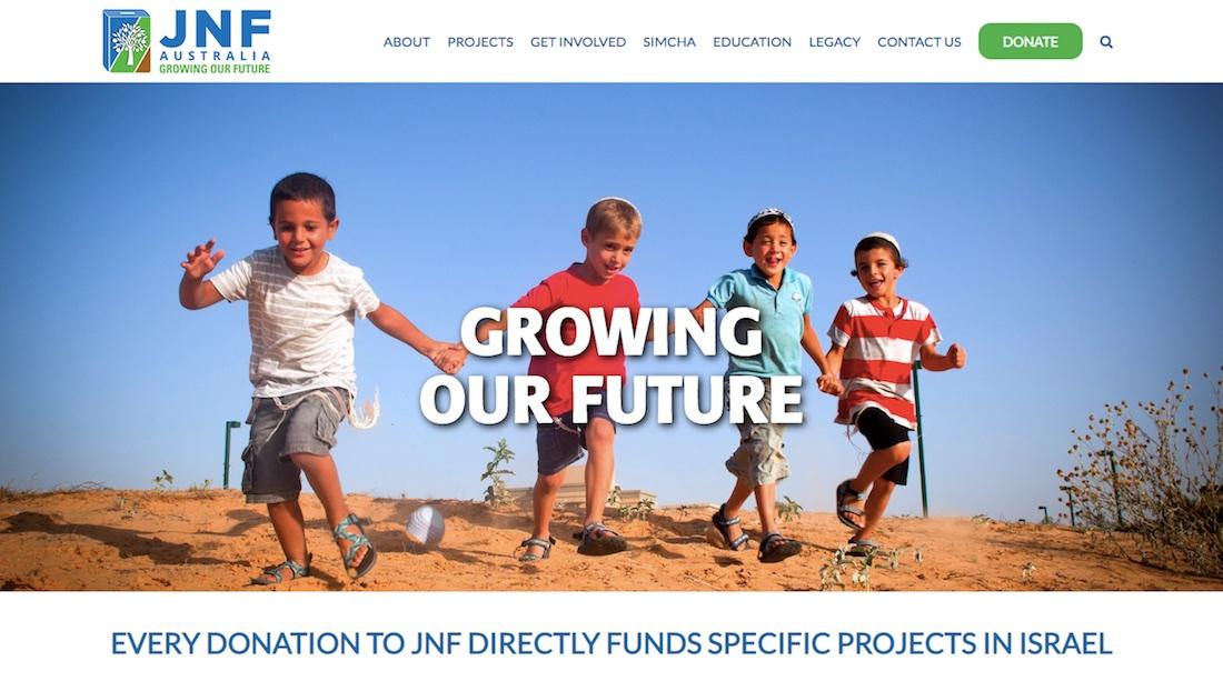 JNF Australia - studio website design melbourne Studio Rosinger2
